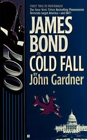 Cover art for COLD FALL