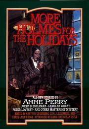 MORE HOLMES FOR THE HOLIDAYS by Martin H. Greenberg