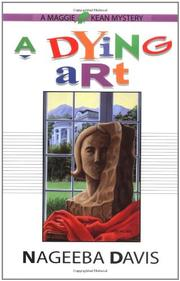 A DYING ART by Nageeba Davis