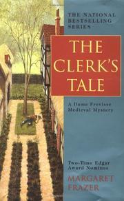 THE CLERK'S TALE by Margaret Frazer