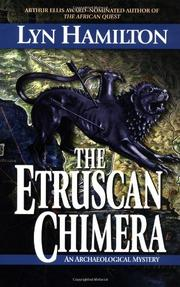 Cover art for THE ETRUSCAN CHIMERA