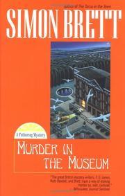 MURDER IN THE MUSEUM by Simon Brett