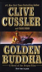 GOLDEN BUDDHA by Clive Cussler