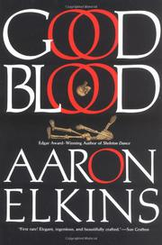 GOOD BLOOD by Aaron Elkins