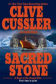 SACRED STONE by Clive Cussler