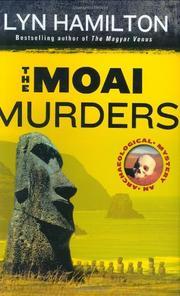 THE MOAI MURDERS by Lyn Hamilton
