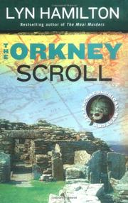 THE ORKNEY SCROLL by Lyn Hamilton