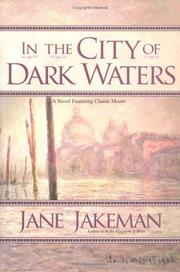 IN THE CITY OF DARK WATERS by Jane Jakeman