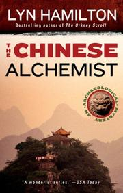 THE CHINESE ALCHEMIST by Lyn Hamilton