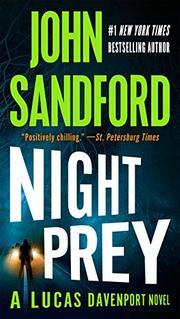 NIGHT PREY by John Sandford