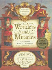 WONDERS AND MIRACLES by Eric A. Kimmel