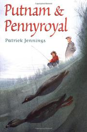 PUTNAM AND PENNYROYAL by Patrick Jennings