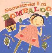 SOMETIMES I'M BOMBALOO by Rachel Vail