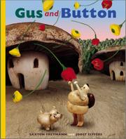 GUS AND BUTTON by Saxton Freymann