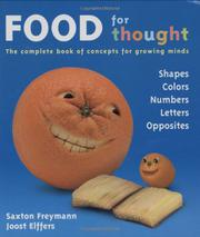 FOOD FOR THOUGHT by Saxton Freymann