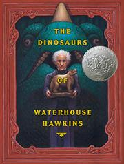 Book Cover for THE DINOSAURS OF WATERHOUSE HAWKINS