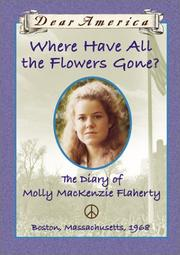 WHERE HAVE ALL THE FLOWERS GONE by Ellen Emerson White
