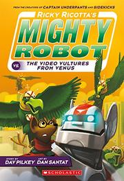 Cover art for RICKY RICOTTA'S GIANT ROBOT VS. THE VOODOO VULTURES FROM VENUS