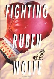 Book Cover for FIGHTING RUBEN WOLFE