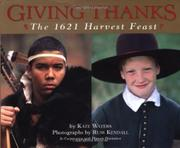 GIVING THANKS by Kate Waters