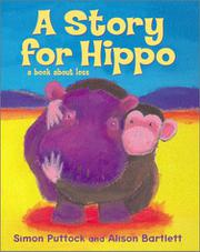 Cover art for A STORY FOR HIPPO