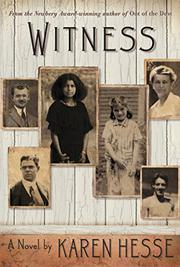 Cover art for WITNESS