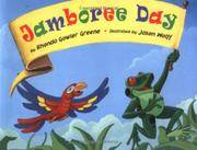 JAMBOREE DAY by Rhonda Gowler Greene