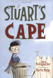 STUART'S CAPE by Sara Pennypacker