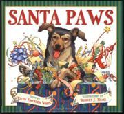 Cover art for SANTA PAWS