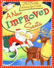 A NEW IMPROVED SANTA by Patricia Rae Wolff