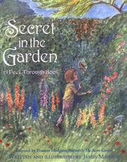 SECRET IN THE GARDEN by James Mayhew