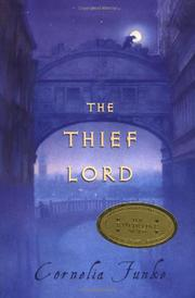 Book Cover for THE THIEF LORD