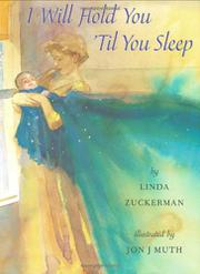 Cover art for I WILL HOLD YOU 'TIL YOU SLEEP