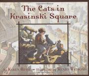 Cover art for THE CATS IN KRASINSKI SQUARE