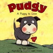 PUDGY by Pippa Goodhart