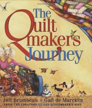 Cover art for THE QUILTMAKERS JOURNEY