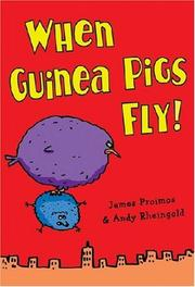 Cover art for WHEN GUINEA PIGS FLY
