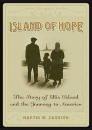 ISLAND OF HOPE by Martin W. Sandler