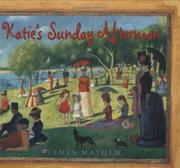 Book Cover for KATIE'S SUNDAY AFTERNOON