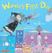 WANDA'S FIRST DAY by Mark Sperring