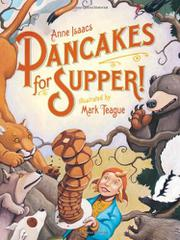 Cover art for PANCAKES FOR SUPPER!