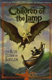 CHILDREN OF THE LAMP by P.B. Kerr