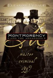 Cover art for MONTMORENCY AND THE ASSASSINS