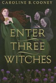 Cover art for ENTER THREE WITCHES