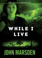 Cover art for WHILE I LIVE