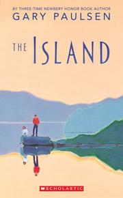 THE ISLAND by Gary Paulsen