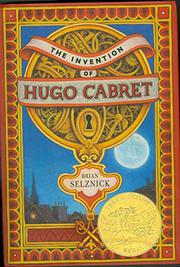 Cover art for THE INVENTION OF HUGO CABRET