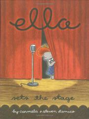 ELLA SETS THE STAGE by Carmela D'Amico