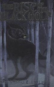 Cover art for THE RISE OF THE BLACK WOLF