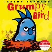 GRUMPY BIRD by Jeremy Tankard